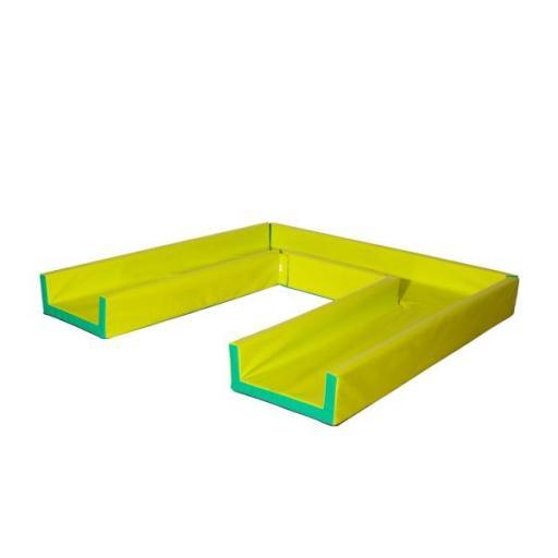 Circuito modular de gateo
