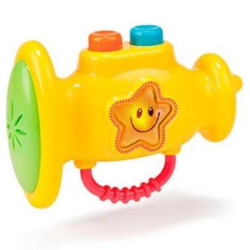 Baby trumpet
