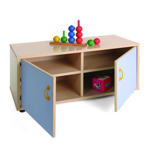 Mueble Medio Armario 2 Puertas [1]