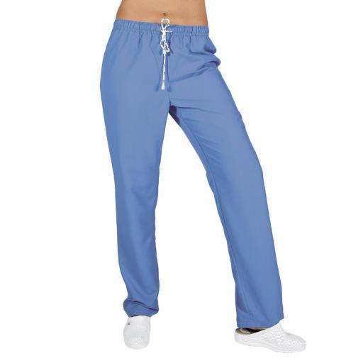 Pantalón goma y cordón microfibra [2]