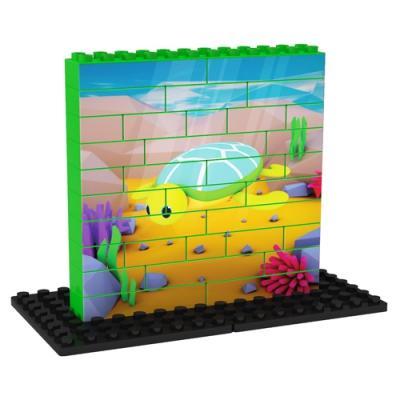 Puzzle UP Tortuga 34 piezas