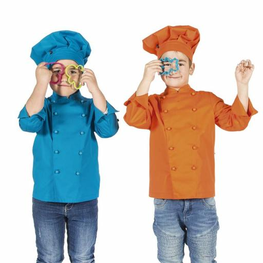 Chaqueta Cocina Infantil Color [2]
