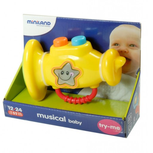 Baby trumpet [1]