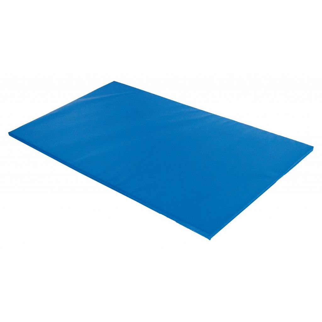Colchoneta Escolar Azul con Velcro