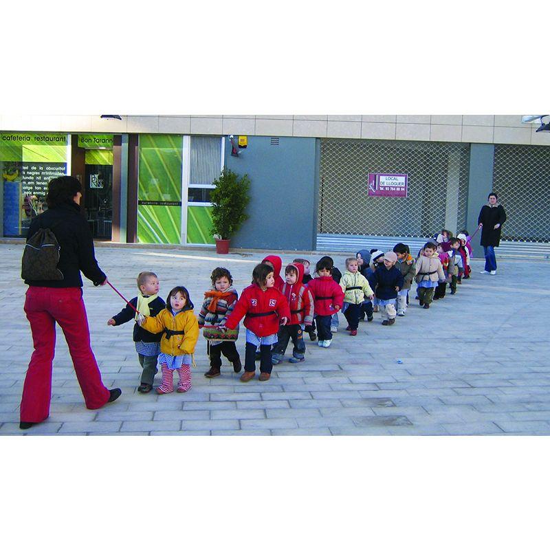 Cuerda de paseo Niños Sin Cinturón Seguridad