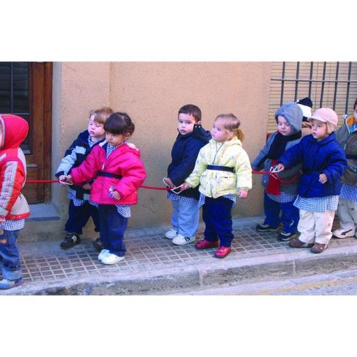 Cuerda de Paseo Seguridad Niños con Cinturón [1]