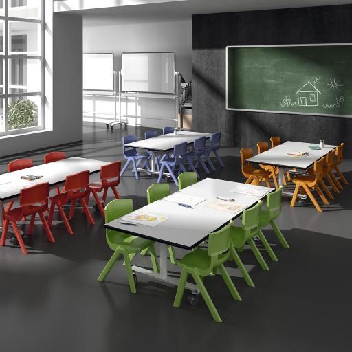 Mesa Escolar Minifloop [2]