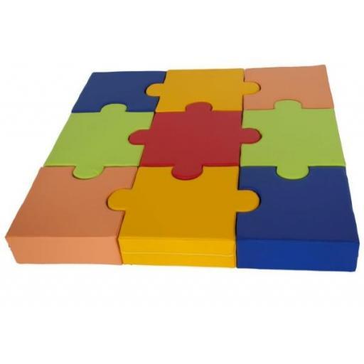 Asiento Puzzle
