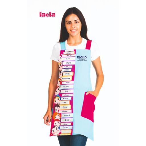 Estola Maestra Libros Turquesa