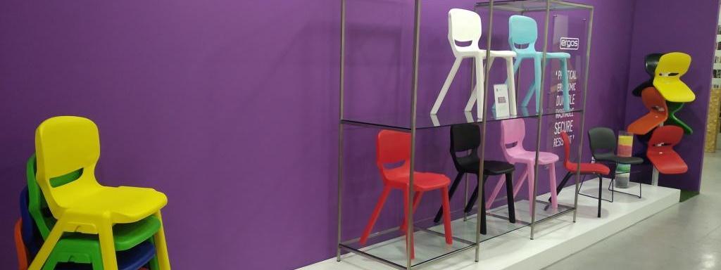 Ergos: un modelo de silla, infinitas soluciones.