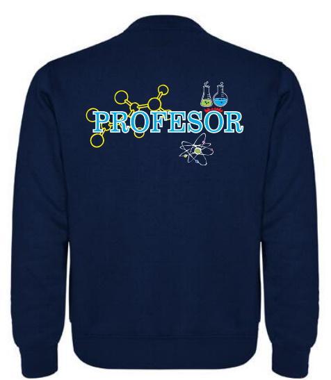 Chaqueta Profesores Física y Química