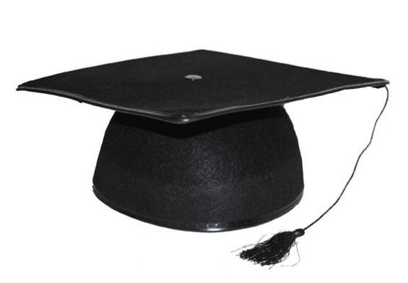 Birrete graduación