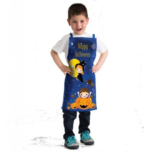 Delantal Infantil Happy Halloween [0]