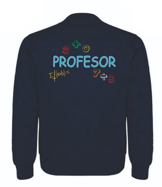 Chaqueta Profesores Matemáticas