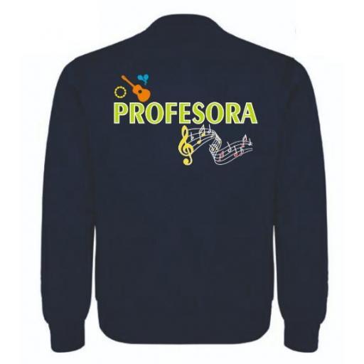 Chaqueta Profesores Música