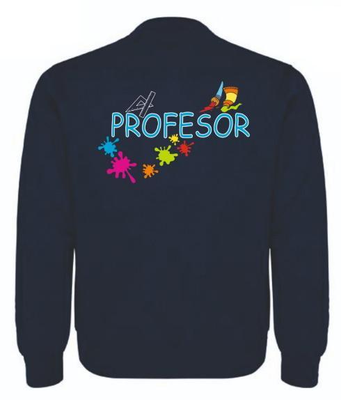 Chaqueta Profesores Plástica