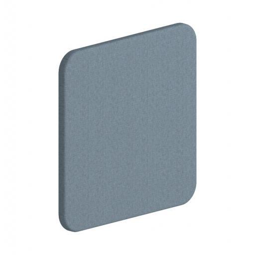 Panel acústico cuadrado de pared 60 (2 uds) [1]
