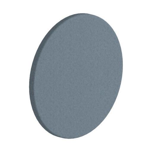 Panel acústico circular de pared 90 (2 uds) [2]