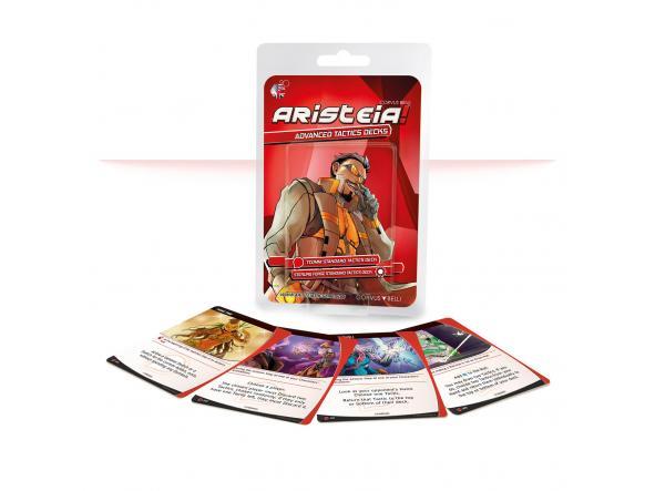 Aristeia Advanced Tactics Decks Español