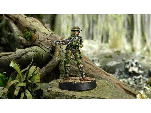 Foxtrot Rangers Boarding Shotgun [0]