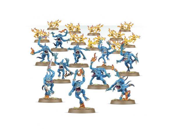 Daemons of Tzeentch Blue Horrors [1]