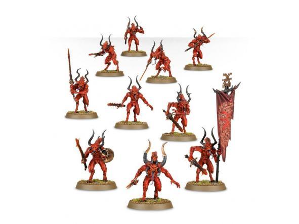 Daemons of Khorne Bloodletters [1]