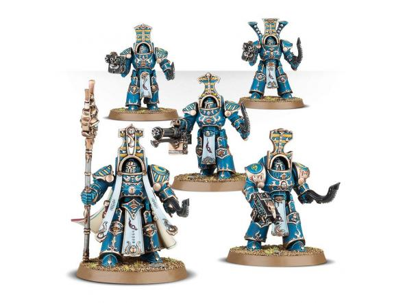 Thousand Sons Scarab Occult Terminators [1]