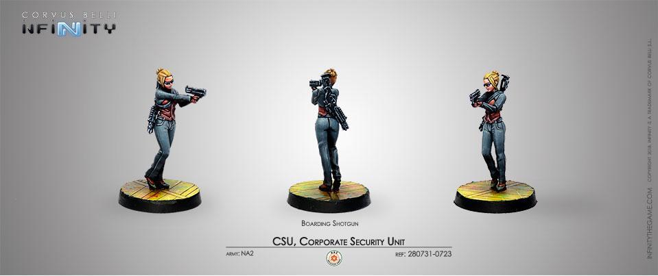 CSU Corporate Security Unit