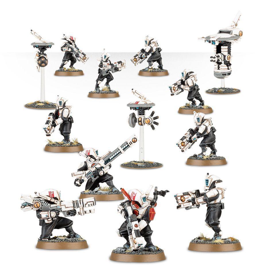 Tau Pathfinder Team
