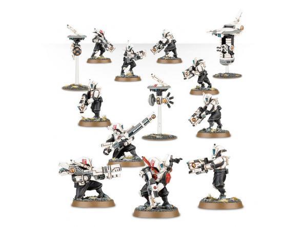 Tau Pathfinder Team [0]
