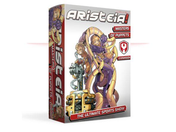 Aristeia! Master of Puppets