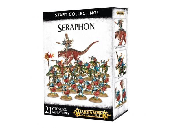 Start Collecting Seraphon [0]