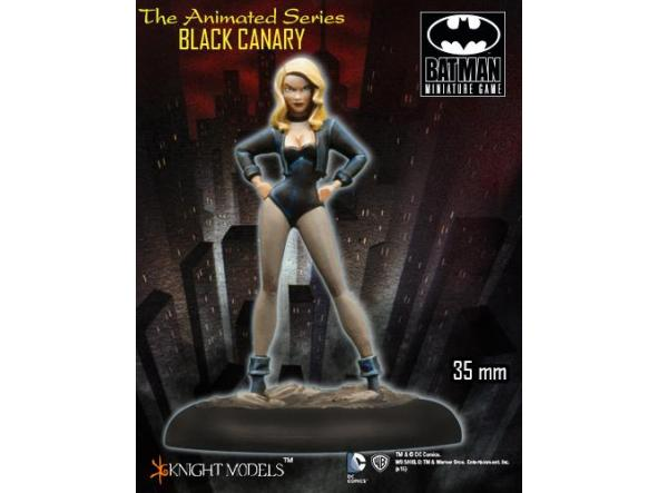 BLACK CANARY The Animated Series [0]