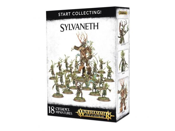 Start Collecting Sylvaneth [0]
