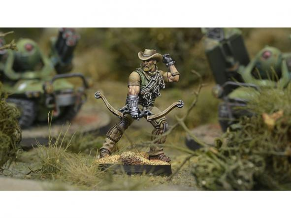 Hardcases, 2nd Irregular Frontiersmen Battalion (Tactical Bow) [1]