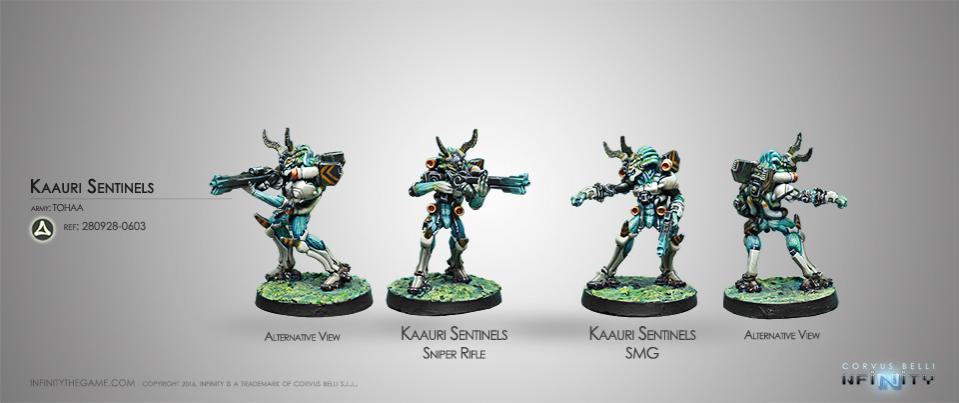 Kaauri Sentinels submachine gun/sniper