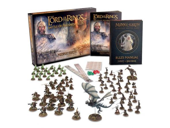 The Lord of the Rings Battle of Pelennor Fields (Inglés) [1]