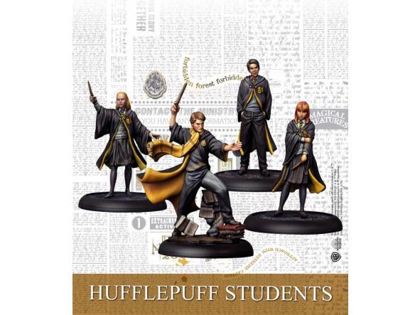 Hufflepuff Students