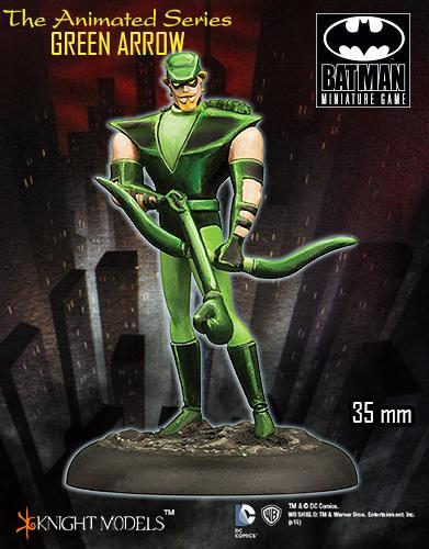 GREEN ARROW The Animated Series