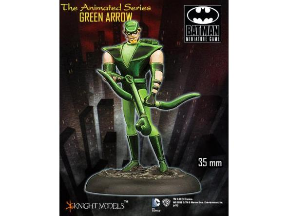 GREEN ARROW The Animated Series