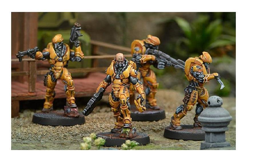 Wu Ming Assault Corps