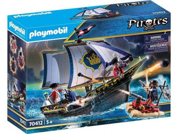 PLAYMOBIL Pirates Carabela 70412