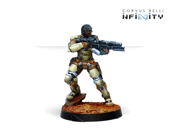 Namurr Active Response Unit Spitfire