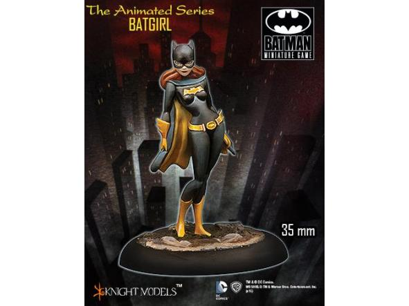 BATGIRL The Animated Series