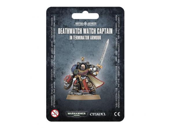 Deathwatch Terminator Captain