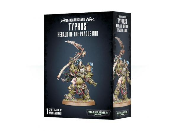 Typhus Heraldo del Dios de la Plaga