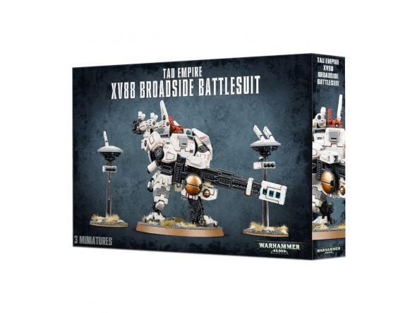 XV88 Broadside Battlesuit