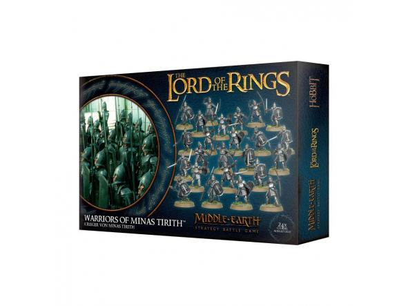 Warriors of Minas Tirith [0]