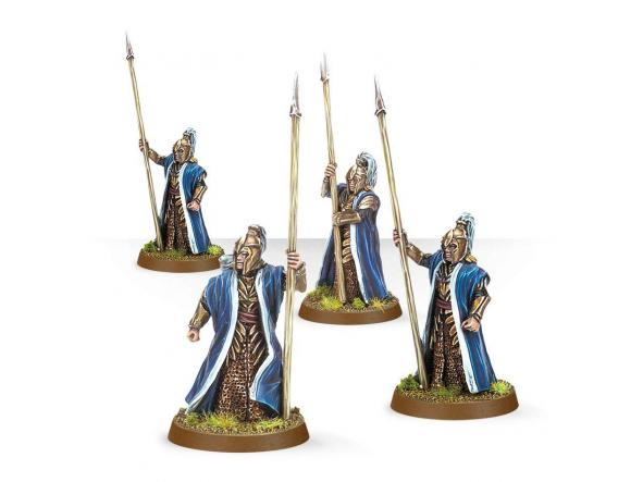Guards of the Galadhrim Court