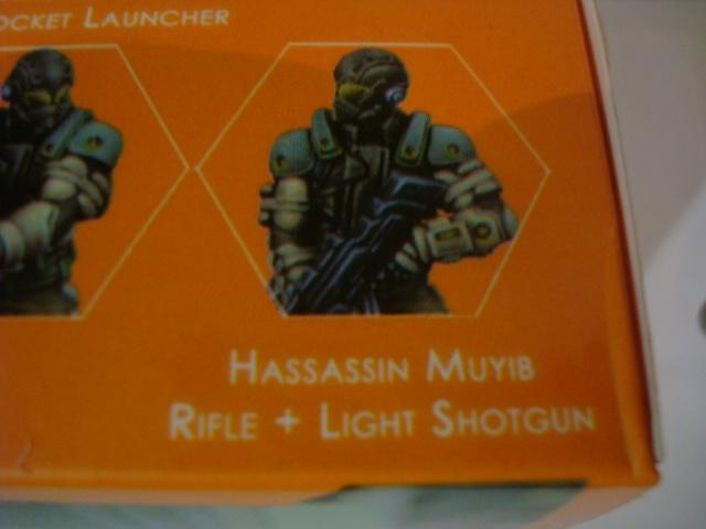 Haqqislam Hassassin Muyib Rifle Light Shotgun
